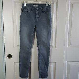 Free People • 26 jeans skinny